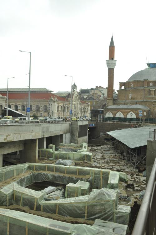ruins mosque
